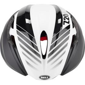 Bell Z20 Aero MIPS Kask rowerowy, matte/gloss black/white/crimson